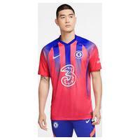 Camisa Nike Chelsea Iii 2020/21 Torcedor Pro Masculina
