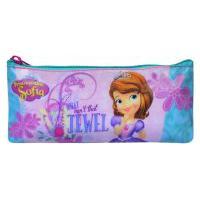 Estojo Escolar Simples Disney Princesinha Sofia