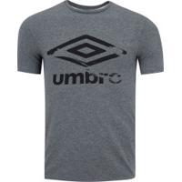 Camiseta Umbro Twr Graphics Shade - Masculina - Mescla