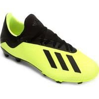 Netshoes  Chuteira Campo Adidas X 18 3 Fg - Unissex 6375619bc797d
