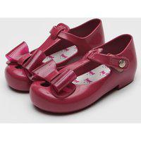 Sapatilha Pimpolho Infantil Colore Pink