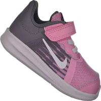 990af3946c Tenis Nike Feminino Cinza Rosa - MuccaShop