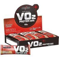 Vo2 Protein Bar - 12 Unidades - Integralmedica - Frutas Vermelhas
