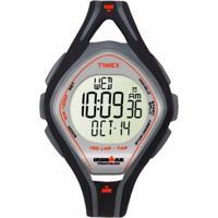 Relógio Timex Ironman - T5K255Su/Kti Cinza