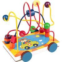 Brinquedo Educativo Aramado Carrinho - Carlu - Kanui