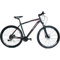 Bicicleta Rino 29 Freio Hidraulico - Shimano Acera 27V + Trava - Unissex
