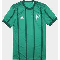 Camisa Palmeiras I 17/18 S/Nº Jogador Adidas Masculina - Masculino