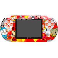 Console Portátil Joyful 500 Jogos - Vermelho
