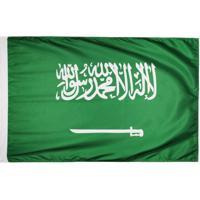 Bandeira Arábia Saudita Torcedor 2 Panos