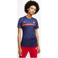 Camisa Nike França I 2020/21 Torcedora Pro Feminina