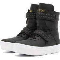 Sneaker K3 Fitness Prize Preto