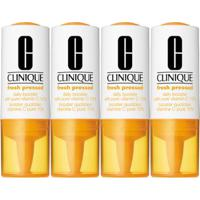 Anti-Idade Clinique Fresh Pressed Daily Booster 4X 34Ml - Unissex