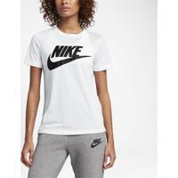 ... Camiseta Nike Sportswear Essential Hibrid Feminina e9afb38977560