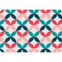 Tapete Love Decor De Sala Wevans Geometric Colorido