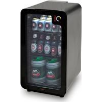 Cervejeira Frost Free Com Wi-Fi 220V Com 100 Litros Preta