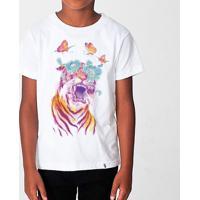 Tropicalia - Camiseta Clássica Infantil