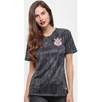 Netshoes  Camisa Corinthians Ii 18 19 S N° Torcedor Nike Feminina - Feminino 36f43ddc1b29e