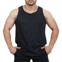 Camiseta Regata Academia Masculino Preto
