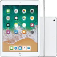 """Tablet Apple Ipad 9.7"""" Wi-Fi 128Gb Mr7K2Cla Prata"""