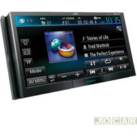 "Dvd Player - Jvc - 2 Dim 7""/ Bluetooth / Wireless - Cada (Unidade) - Kw-Av7Bt"