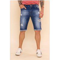 Bermuda Jeans Benício