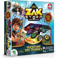Jogo Zak Storm - Aventura Dos Sete Mares - Estrela