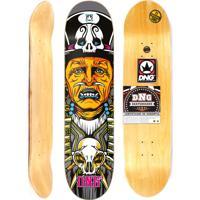 Shape Dng Skateboards Canibal Street Preto