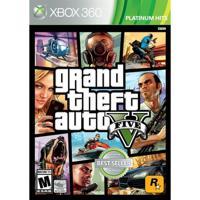 Grand Theft Auto V - Xbox 360 - Unissex