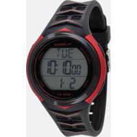 Kit Relógio Masculino Speedo 80621G0Evnp1 Digital 10 Atm + Monitor Cardíaco