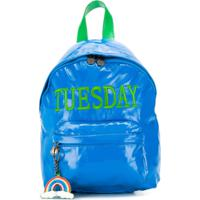 Alberta Ferretti Kids Tuesday Backpack - Azul