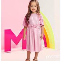 Vestido Lurex Plissado Com Brilho Momi Mini