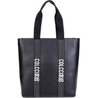 Bolsa Colcci Shopper Bag Sporting Feminina - Feminino-Preto
