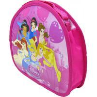 Bolsa Lua Nova Divertida Princesas Rosa