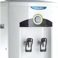 Bebedouro De Água Gelágua Refrigerado Por Compressor Água Gelada E Natural Branco Egc35B- Esmaltec