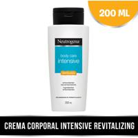 Hidratante Neutrogena Body Care Balance 200Ml
