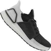 Tênis Adidas Ultraboost 19 - Masculino - Preto/Cinza