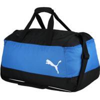 Mala Puma Pro Training Ii Medium Bag - Azul/Preto