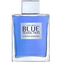 Perfume Antonio Banderas Blue Seduction Masculino Eau De Toilette 200Ml