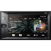 "Dvd Automotivo Sony Xav-W651Bt Tela Touch Screen 6.2""/Bluetooth /Usb – Preto"