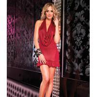 Mini Vestido Leg Avenue (28086) Cintilante, P