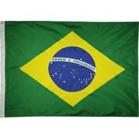 Bandeira Brasil 2 Panos - Unissex