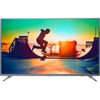 "Smart Tv Led Philips 55"" Uhd 4K Wi-Fi 2 Usb 3 Hdmi Sleep Timer 60Hz 55Pug6513/78"