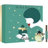 Kit Perfume Feminino Bella Nina Ricci Eau De Toilette 80Ml + Lipstick - Feminino-Incolor