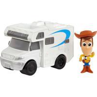 Toy Story 4 Mini Veículos Woody - Mattel - Tricae
