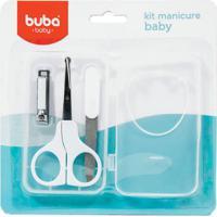 Kit Manicure Para Bebê (0M+) - Buba Buba5245 Kit Manicure Baby