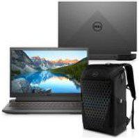 Notebook Gamer Dell G15-I1100-M50Pb 15.6 Fhd 11 Ger Intel Core I7 16Gb 512Gb Ssd Nvidia Rtx 3060 Windows 11 + Moc