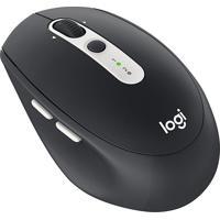 Mouse Óptico Logitech Bluetooth M585 Preto