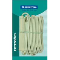 Extensão 5M Fio Paralelo 1Mm Verde 57410971 - Tramontina - Tramontina