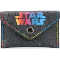 Etro Porta-Moedas Star Wars - Azul