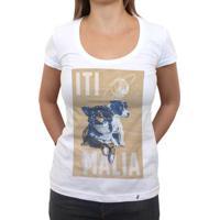 Iti Malia - Camiseta Clássica Feminina